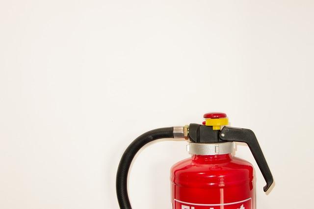 brandblusser voor thuis