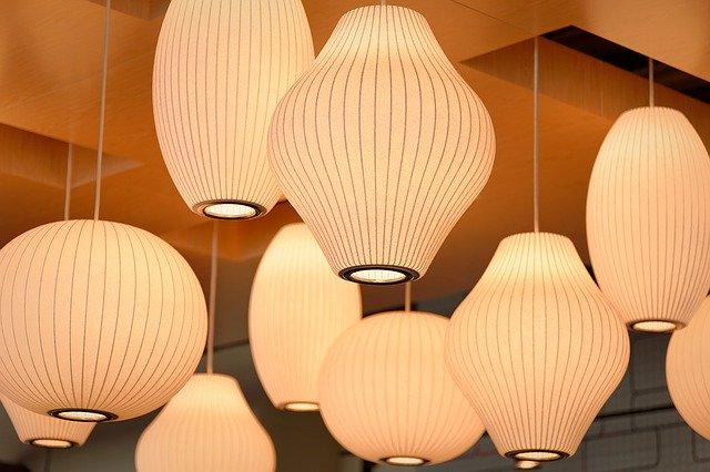 Verschillende soorten hanglampen een keuzehulp