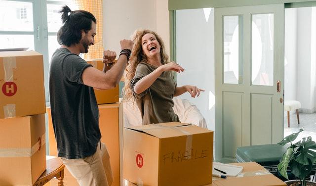 Met een verhuislift wordt verhuizen kinderspel!