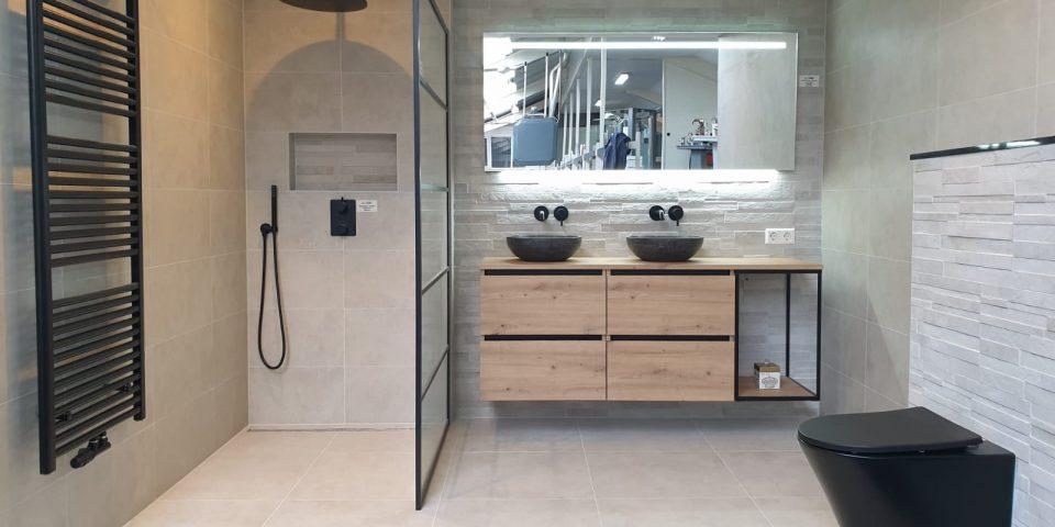 badkamer schoon maken